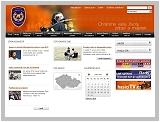 Oficiální stránky GŘ HZS ČR