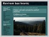 Fotoweb Martina Žatky o přírodě