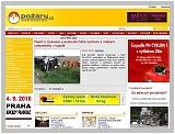 Hasičský informační server - pozary.cz
