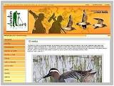 Vynikající ornitologicky web - R. Doležal